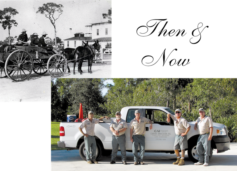 Vero Beach Survey Then And Now